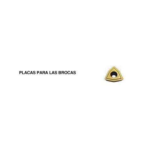 PLACAS PARA BROCA WCMX 030208